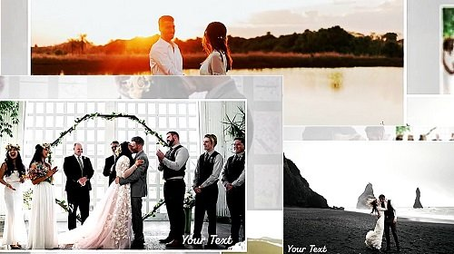 Wedding Slideshow 832679 - Project for After Effects